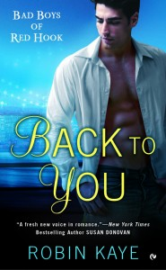 Back to You - Robin Kaye book1