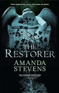 amanda stevens book
