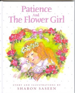 Cover Patience Flower Girl