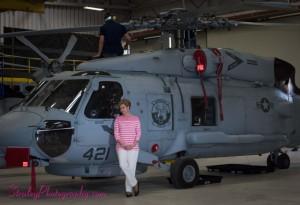 Heather Ashby military