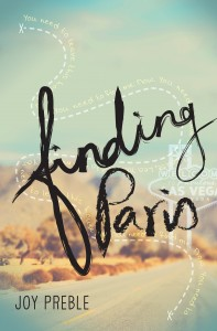 FindingParis cover