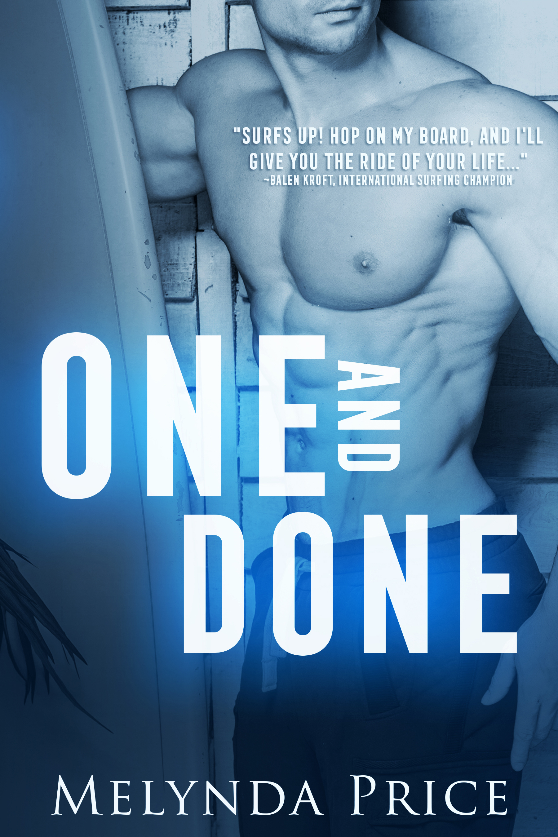 One and Done Kindle Cover