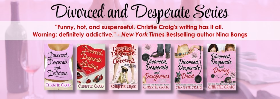 christie craig's divorced and desperate series
