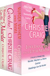 Love, Laughter and a Little Murder: 3 Novels by Christie Craig